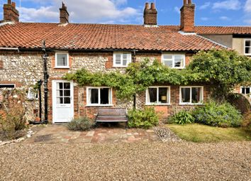 Thumbnail 4 bed cottage for sale in Front Street, Burnham Market, King's Lynn