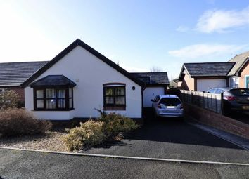 Thumbnail 2 bed semi-detached bungalow for sale in Maes Chwarae, Churchstoke, Montgomery