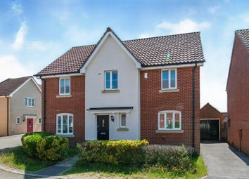 Thumbnail 4 bed detached house for sale in Windmill Close, Lakenheath, Brandon