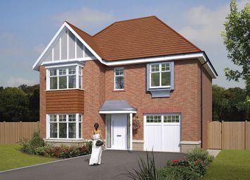 """Thumbnail 4 bed detached house for sale in """"The Norbury"""" at Park Road"""