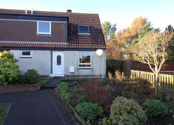Thumbnail 2 bed semi-detached house to rent in Bonfield Park, Strathkinness, St. Andrews