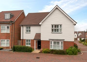 Clarence Way, Kings Hill ME19. 5 bed detached house