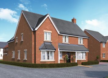"Thumbnail 4 bed detached house for sale in ""The Brackley"" at Bromham Road, Bedford"