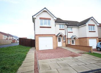 Thumbnail 3 bed semi-detached house for sale in 58 Limepark Crescent, Kelty, Fife