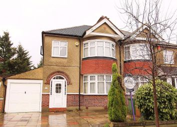 Thumbnail 3 bed property to rent in Romney Drive, Harrow, Middlesex