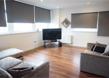 Thumbnail 2 bedroom flat to rent in 15 Castlebank Place, Glasgow