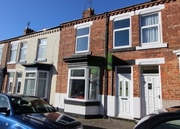 Thumbnail 2 bed terraced house to rent in Greenwell Street, Darlington
