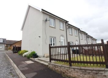 Thumbnail 3 bedroom terraced house for sale in Prince Llewellyn Court, Tredegar