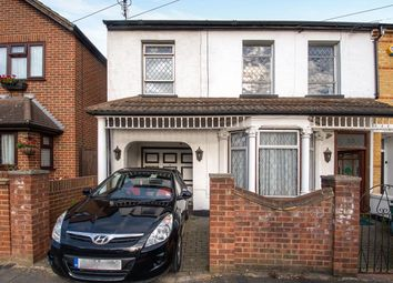 Thumbnail 4 bed semi-detached house for sale in Hawthorn Road, Bexleyheath