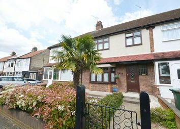Thumbnail 3 bed terraced house for sale in Balliol Avenue, London