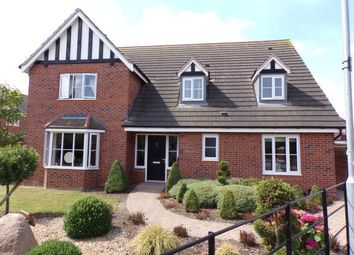 Thumbnail 4 bed detached house for sale in Bosworth Way, Leicester Forest East, Leicester, Leicestershire