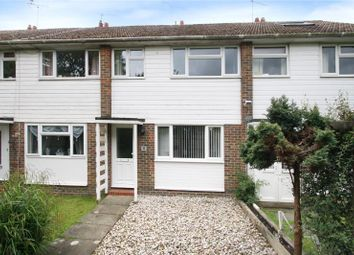 Thumbnail 3 bed terraced house for sale in Woodlands Avenue, Rustington, West Sussex