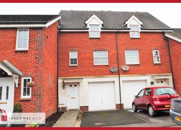 Thumbnail 3 bedroom town house for sale in Longtown Grove, Newport