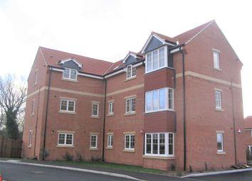 Thumbnail 2 bed flat to rent in 15 Bridge Close, The Sidings, Church Fenton