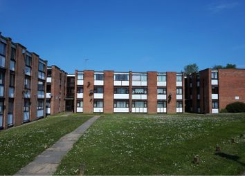 Thumbnail 2 bed flat for sale in Downland Place, Canford Heath, Poole