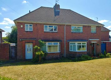 Thumbnail 3 bed semi-detached house to rent in Suffolk Road, Dudley