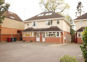 Thumbnail 3 bed semi-detached house for sale in St. Michaels Road, Tilehurst, Reading
