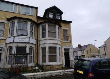 Thumbnail 5 bedroom end terrace house for sale in Crystal Road, Blackpool, Lancashire, .