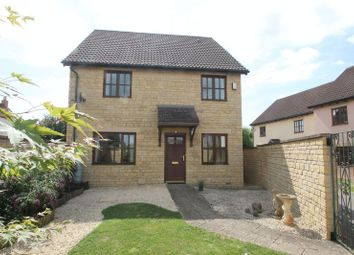 Thumbnail 4 bed detached house for sale in Cartwright Close, Coxley, Wells