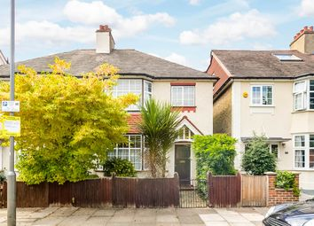 Thumbnail 3 bed semi-detached house for sale in Lyminge Gardens, London