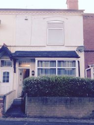 Thumbnail 1 bed terraced house to rent in Cheshire Road, Smethwick
