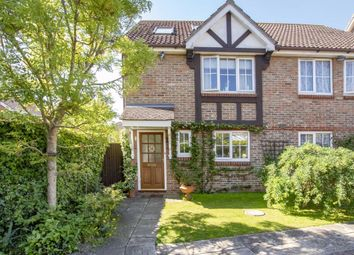 Thumbnail 3 bedroom semi-detached house for sale in Northweald Lane, Kingston Upon Thames