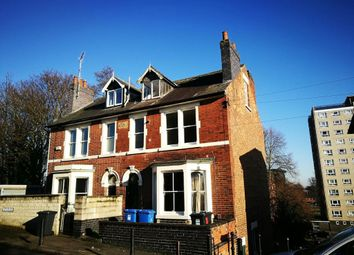 Thumbnail 2 bed flat to rent in North Parade, Derby