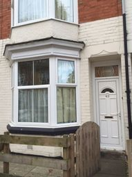 Thumbnail 4 bed terraced house to rent in Walton Street, Leicester