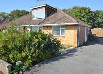 Thumbnail 3 bed semi-detached bungalow for sale in Yew Tree Avenue, Cowplain, Waterlooville