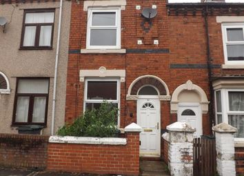 Thumbnail 2 bed terraced house for sale in Grove Street, Burslem, Stoke-On-Trent