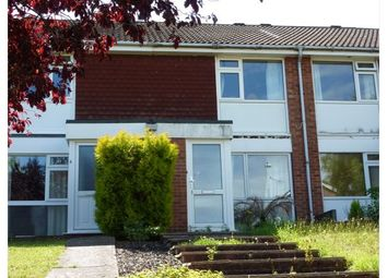 Thumbnail 2 bedroom terraced house to rent in Burrator Drive, Exeter