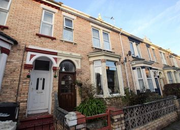 Thumbnail 4 bed terraced house for sale in Gerston Road, Paignton, Devon