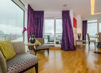 Thumbnail 3 bed flat to rent in 24 Ascensis Tower, Juniper Drive, London