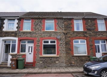 Thumbnail 2 bed terraced house for sale in William Street, Bargoed
