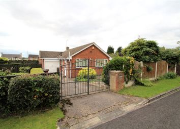 Thumbnail 2 bed detached bungalow for sale in St Ives Crescent, Townville, Castleford