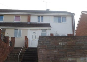 Thumbnail 3 bed semi-detached house for sale in York Road, Cinderford
