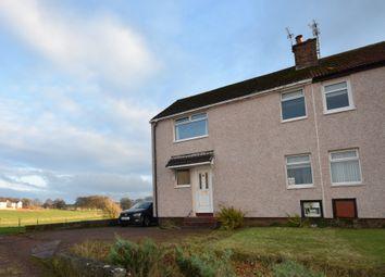 Thumbnail 3 bed semi-detached house for sale in 81 Bankhead Terrace, Lanark