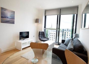Thumbnail 1 bed flat to rent in Simpson Loan, Quartermile Development, Edinburgh