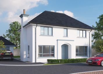 Thumbnail 4 bedroom detached house for sale in Saint Annes Wood, Millisle Road, Donaghadee