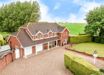 Thumbnail 6 bed detached house for sale in Poors End, Grainthorpe, Louth