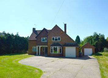 Thumbnail 4 bed detached house to rent in Southam Road, Dunchurch, Rugby, Warwickshire