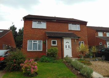 Thumbnail 2 bed semi-detached house to rent in Browning Drive, Hitchin
