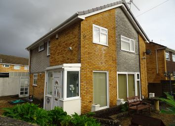 Thumbnail 3 bed detached house for sale in Norwood Crescent, Barry, The Vale Of Glamorgan.