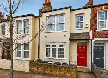 Alston Road, London SW17. 4 bed terraced house for sale