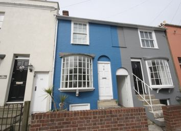 Thumbnail 2 bed town house for sale in Gosport Street, Lymington