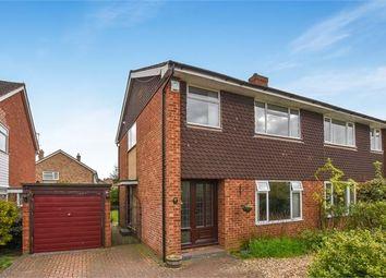Thumbnail 3 bed semi-detached house for sale in Marriotts Lane, Haddenham, Buckinghamshire.