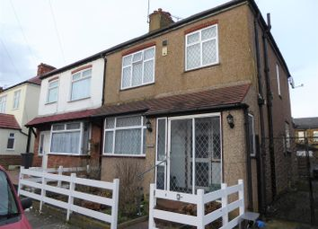 Thumbnail 3 bed semi-detached house for sale in Tiverton Road, Hounslow