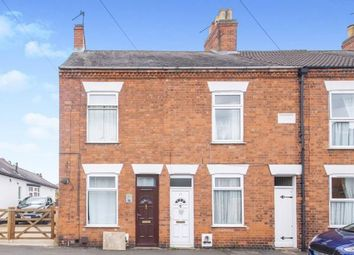 Thumbnail 3 bed terraced house for sale in Brookfield Street, Syston, Leicester, Leicestershire