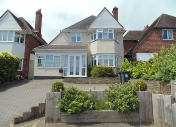 Thumbnail 3 bed detached house for sale in Eachelhurst Road, Walmley, Sutton Coldfield