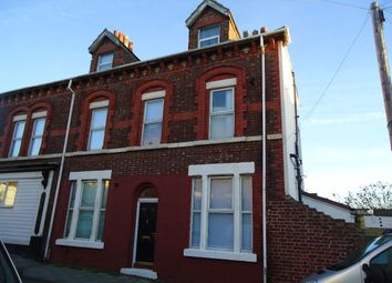Thumbnail 4 bed terraced house to rent in Charlotte Road, Wallasey